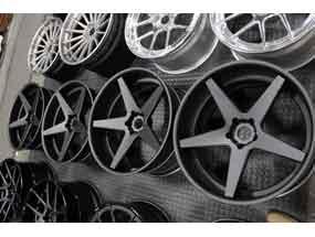 Кованые диски российского производства